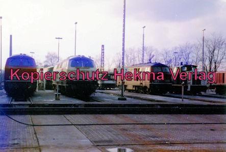 Kaiserslautern Eisenbahn - Bw Kaiserslautern - Lokomotiven