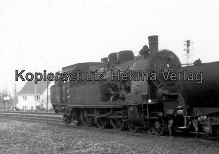 Landau/Pfalz Eisenbahn - Landau Westbahnhof - Lok 78 257