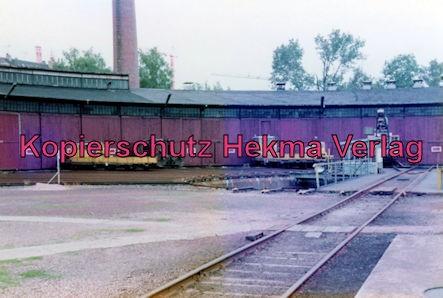 St. Wendel Eisenbahn - Bw St. Wendel - Drehscheibe