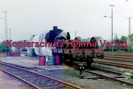 St. Wendel Eisenbahn - Bw St. Wendel - Lok