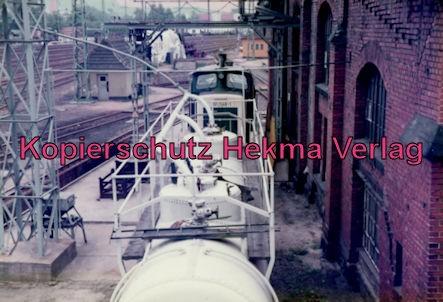 St. Wendel Eisenbahn - Bw St. Wendel - Gelände