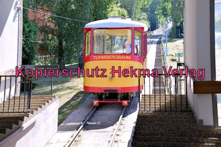 Turmbergbahn Karlsruhe - Talstation - Wagen 2