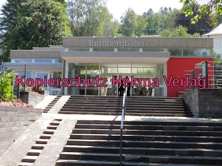 Turmbergbahn Karlsruhe - Talstation