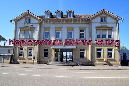 Wörth Eisenbahn - Bahnhof Wörth - Bahnhofsgebäude