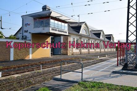 Bad Dürkheim Straßenbahn - Bad Dürkheim - Straßenbahndepot
