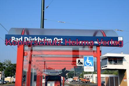 Bad Dürkheim Straßenbahn - Bad Dürkheim - Haltestelle Bad Dürkheim-Ost (Depot)