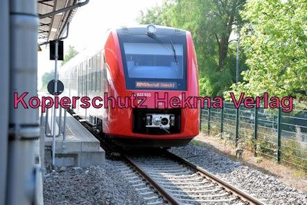 Freinsheim Eisenbahn - Freinsheim Bahnhof - Zug RB45 - 622 533
