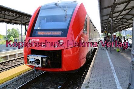 Grünstadt Eisenbahn - Grünstadt Bahnhof - Zug RB45 - 622 533