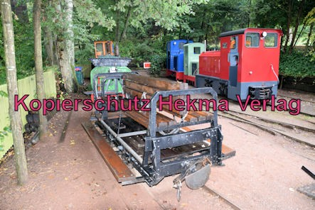 Stumpfwaldbahn Eiswoog Pfalz Eisenbahn - Bahnhof Eiswoog - Feldbahnlokomotiven