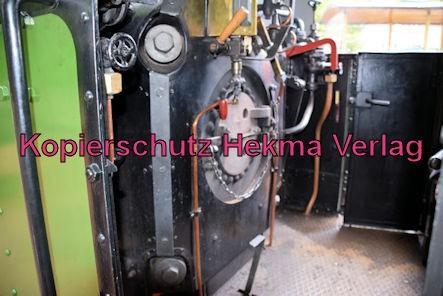 Stumpfwaldbahn Eiswoog Pfalz Eisenbahn - Bahnhof Eiswoog - Feldbahndampflok der Eisenberger Klebsand-Werke GmbH