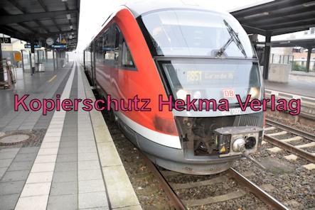 Neustadt Wstr. Eisenbahn - Neustadt Hbf - RB51 - 642 092