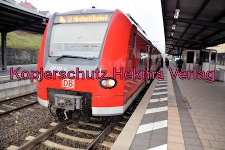 Neustadt Wstr. Eisenbahn - Neustadt Hbf - S2 - 425 572-5