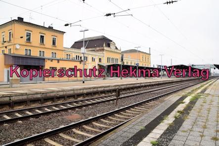Neustadt Wstr. Eisenbahn - Neustadt Hbf - Bahnhofsanlage