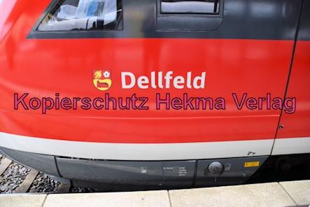 Neustadt Wstr. Eisenbahn - Neustadt Hbf - RB - 642 104 - Dellfeld