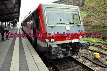 Neustadt Wstr. Eisenbahn - Neustadt Hbf - RB - 628 693-3