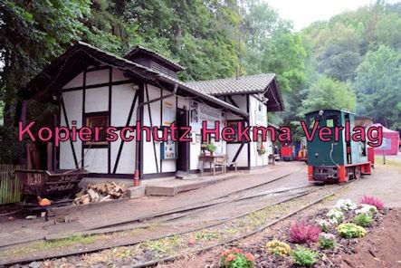 Stumpfwaldbahn Eiswoog Pfalz Eisenbahn - Bahnhof Eiswoog - Bahnhof-Depot