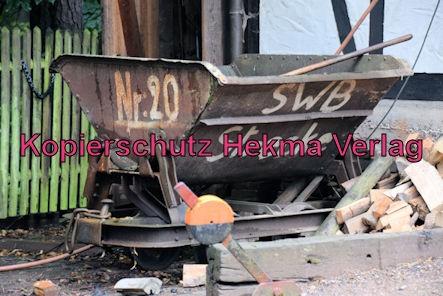 Stumpfwaldbahn Eiswoog Pfalz Eisenbahn - Bahnhof Eiswoog - Lore
