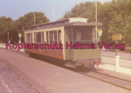Borkum Inselbahn - Personenwagen