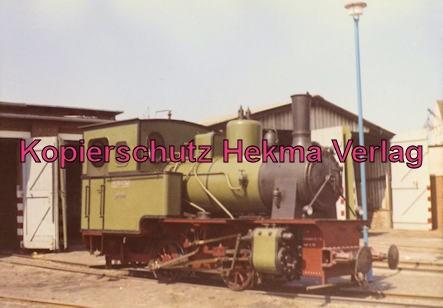 Borkum Inselbahn - Lokomotive Borkum