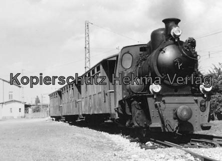 Geilenkirchener Kreisbahn - Zug