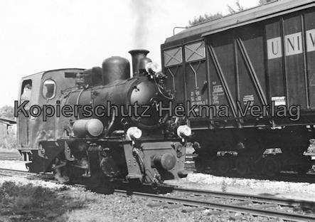 Geilenkirchener Kreisbahn - Dampflokomotive