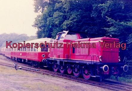 Bentheimer Eisenbahn A.G. - Bahnhof Bentheim-Nord - Diesellok
