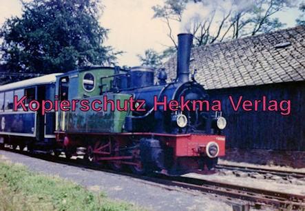 Erste Museumseisenbahn Deutschlands - Bruchhausen-Vilsen-Heiligenberg-Asendorf - Dampflok