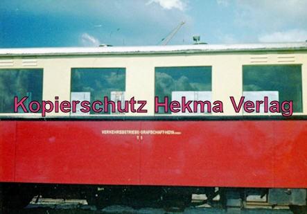 Verkehrsbetriebe Grafschaft Hoya - Bahnhof Syke - Triebwagen