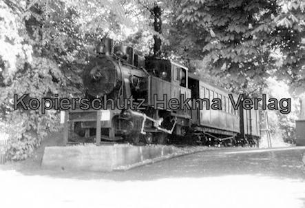 KAE Kreis Altener Eisenbahn - Feuriger Elias - Lüdenscheid Heimatmuseum - Lok 22 Erb. Jung, 1930, (Cn2)