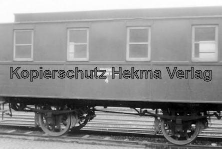 Siegener Kreisbahn GmbH- Kleinbahnhof Siegen - Personenwagen