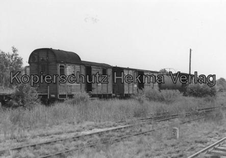 Tostedter Eisenbahn - Wilstedt-Zeven-Tostedter Eisenbahn - Packwagen
