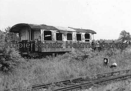 Tostedter Eisenbahn - Wilstedt-Zeven-Tostedter Eisenbahn - Personenwagen