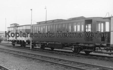Braunschweiger Eisenbahnfreunde - Fahrzeugsammlung - Personen- und Güterwagen