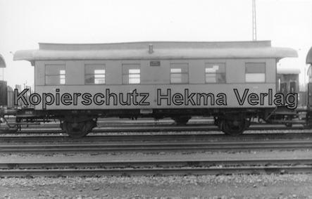 Braunschweiger Eisenbahnfreunde - Fahrzeugsammlung - Personenwagen