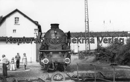 Kranichstein - Bw Kranichstein - Fahrzeugsammlung der Darmstädter Eisenbahnfreunde - Lokomotive 41 024