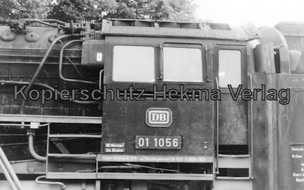 Rheine - Tecklenburger Bahnhof - Denkmallok 01 1056
