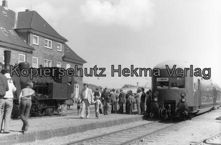 Schönberger Strand - Schönberg - Sonderzug mit Doppelstockwagen