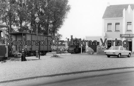 Interessengemeinschaft historischer Schienenverkehr - Auf der Strecke der Selfkantbahn - Fahrzeuge