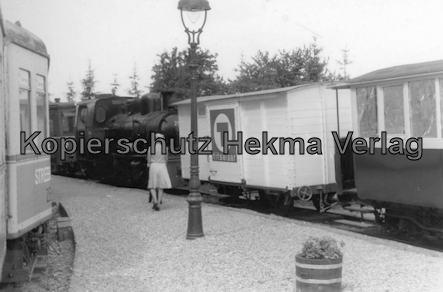 Interessengemeinschaft historischer Schienenverkehr - Auf der Strecke der Selfkantbahn - Wagen