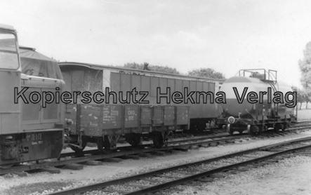 Interessengemeinschaft historischer Schienenverkehr - Auf der Strecke der Selfkantbahn - Kesselwagen