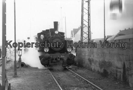 Darmstadt-Kranichstein - Eisenbahnmuseum Dampflokfest - Lok 98 727