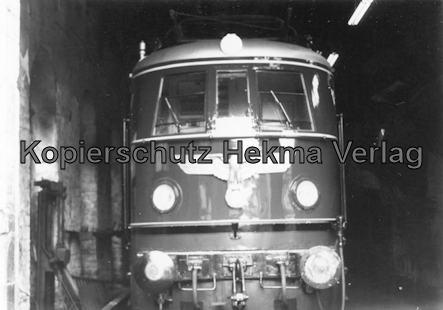 Eisenbahnmuseum Neustadt - Pfalzbahn-Museum - Wagenhalle, Lok