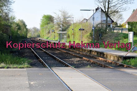 Insheim (Pfalz) - Insheim Bahnhof - Bahnhofsgelände