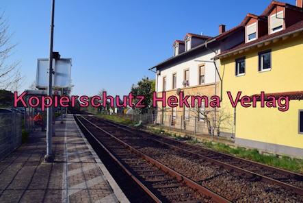 Insheim (Pfalz) - Insheim Bahnhof - Bahnhofsgebäude