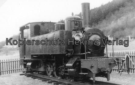 Kreuznacher Kleinbahn - Freilichtmuseum Sobernheim - Lok 1