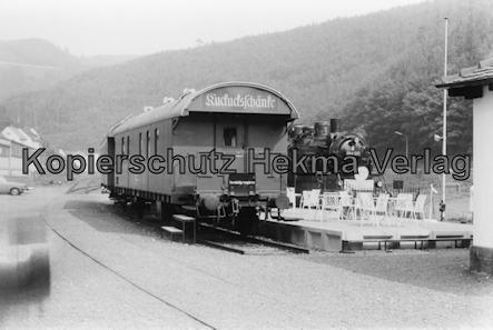 Kuckucksbähnel - Neustadt-Elmstein - Elmstein Bahnhof - Jubiläumsfahrt - Kuckucksschänke