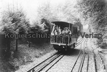 Nerobergbahn - Wiesbaden - Wagen