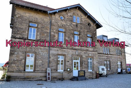 Eisenbahn Rohrbach (Pfalz) - Rohrbach - Bahnhofsgebäude