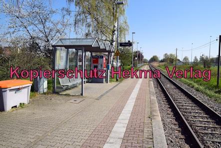 Steinfeld (Pfalz) Eisenbahn - Bahnhaltepunkt