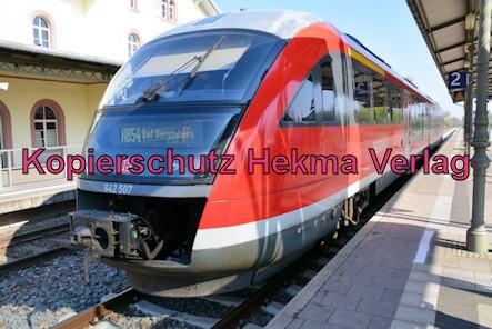 Winden (Pfalz) Eisenbahn - Winden Bahnhof - RB54 - 642 507